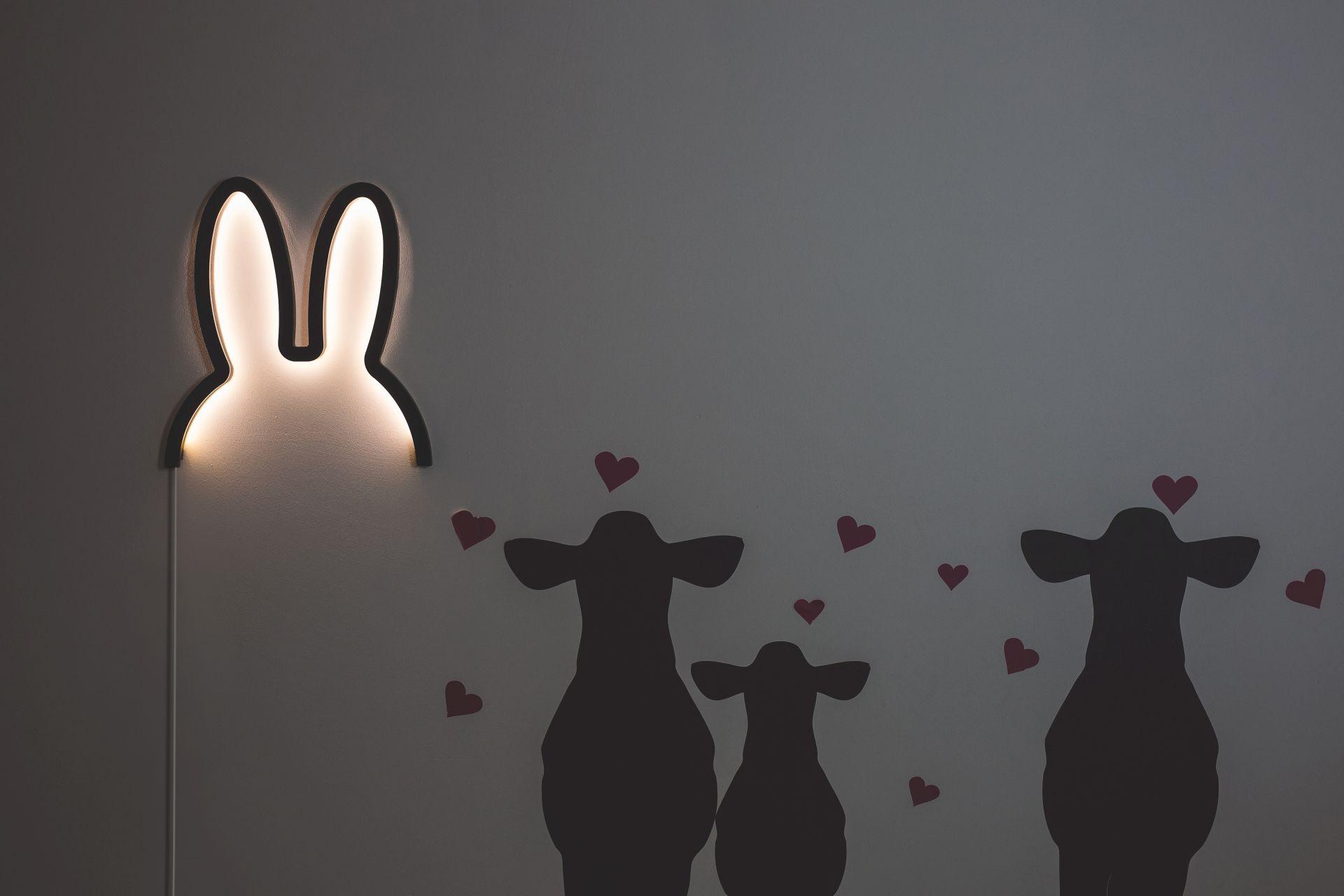 Lampe Veilleuse Lapin Miffy lampe veilleuse - les oreilles de miffy